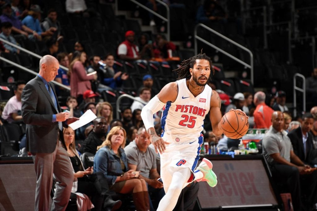 Detroit Pistons 1024x683 - Detroit Pistons vs. Cleveland Cavaliers Picks & Predictions: Hosts To Keep Momentum In Intriguing Pre-Season Affair