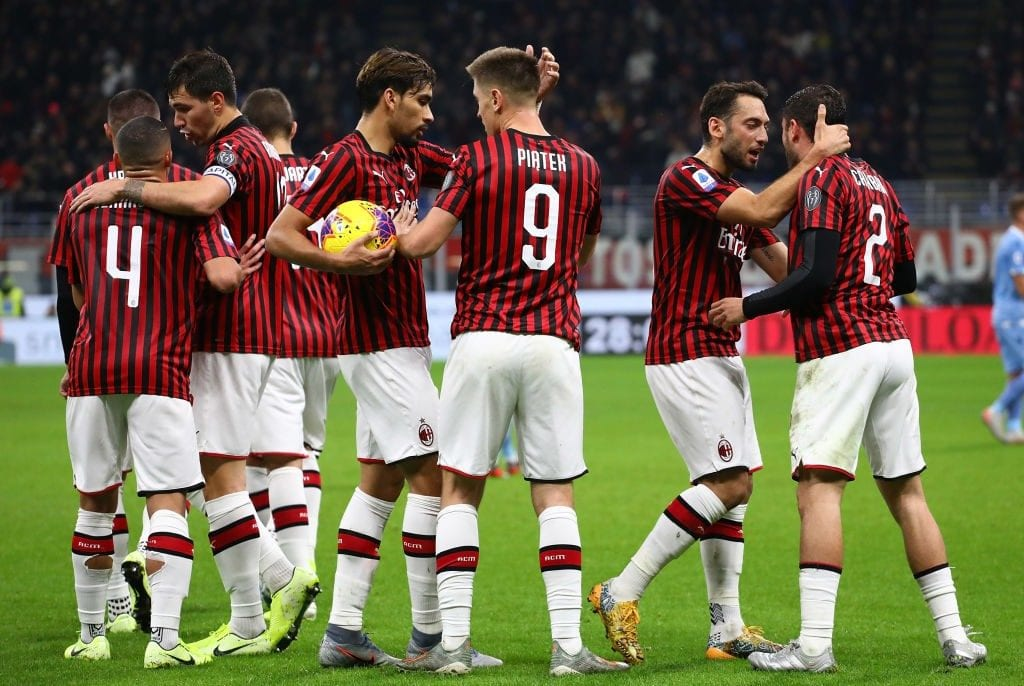 AC Milan C 1024x686 - Milan v Sampdoria Tips & Football Preview: Rossoneri desperate for a three-pointer at the start of the year