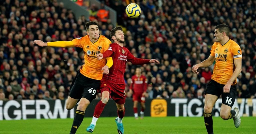 Wolves v Liverpool 1024x538 - Norwich City vs Liverpool Betting Tips: The Reds Are Rested And Ready To Go