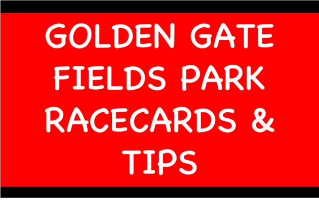 Golden Gate Fields - Horse Racing Tips
