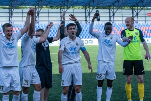 Isloch Minsk scaled - Isloch Minsk vs Neman Grodno Predictions: The KFP Minsk To Be A Fortress Again