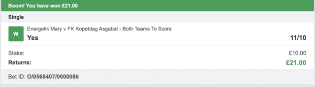 Screenshot 2020 05 15 at 11.51.00 - The Premium Daily Bet: Czech Football In Our Monday Bet!
